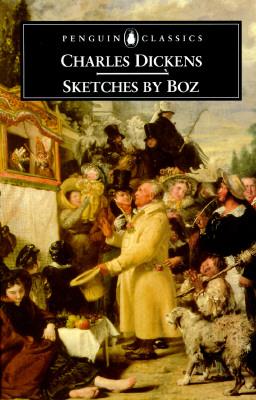 Sketches by Boz By Dickens, Charles/ Walder, Dennis (EDT)/ Cruikshank, George (ILT)/ Walder, Dennis